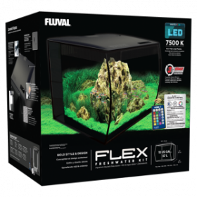 Fluval Aquarium équipé Flex 57 L(15 gallons us) 0