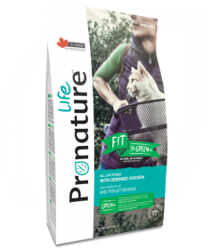 Pronature life fit vert pour chat Format: 5 Lbs0