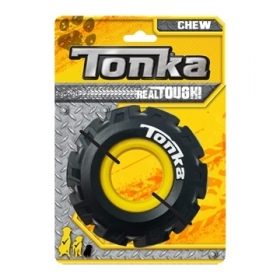 Tonka Seismic Tread Tire for Dogs, Large 0