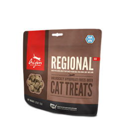Orijen REGIONAL RED TREATS For Cats 0