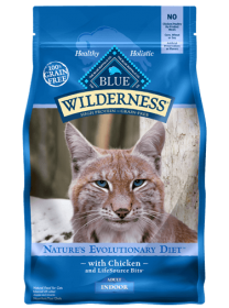 Blue Wilderness Dry food Chicken For cat indoor Size: 2.27 Kg0