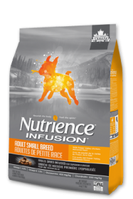 Nutrience Infusion Dry Food  Dogs Small Breed Chicken 0
