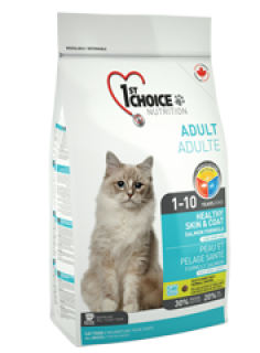 1 st Choice Healthy Skin & Coat Size of bag: 5.44 Kg0