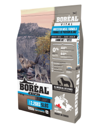 Boreal Vital All Breed WhiteFish Meal Grain Free Size: 2.26kg0