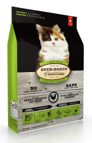 Oven-Baked Kitten Chicken Formula 0
