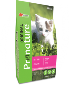 ProNature Originale Pour Chaton Format : 5 Lbs0