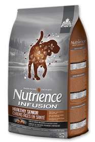 Nutrience Infusion Dry Food  Chicken For Dogs Healthy Senior 0
