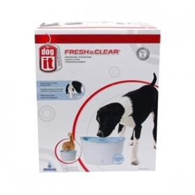 Dog It Abreuvoir Fresh & Clear 0