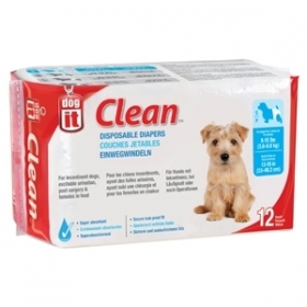 Dog It Clean Couches jetables Dogit Clean, petites 0
