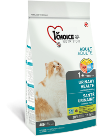 1st Choice For Cat Unirary Heatlh (1 AN +) Size: 2 Kg0