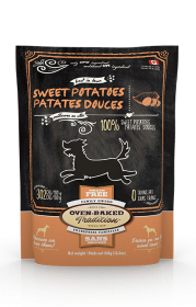 Oven Baked Tradition Treats Sweet Potato For Dogs 0
