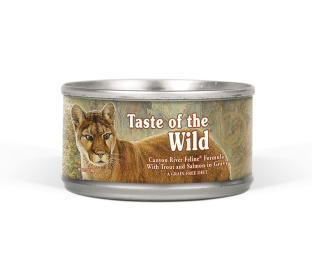 Taste of The Wild rivière Canyon Pour Chats 0