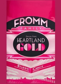 Fromm Gold Heartland Chiot Format: 26Lbs0