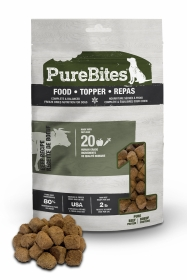 PureBites Beef Recipe Dog Food - Topper for dogs 0