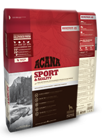 Acana Sport & Agility For Dogs 0