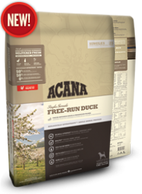 Acana Free-Run Duck For Dogs Size of bag: 11.4 Kg0