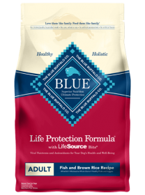 Blue Buffalo Life Protection chiens adultes Grandeur Sac: 26lb0