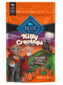 Blue Buffalo Kitty Cravings® Boo-Licious Bites with Chicken 0