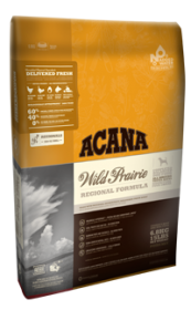 Acana Wild Prairie For Dogs Size: 11.4 Kg0