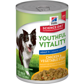 Hill's Science Diet Adulte 7+ Youthful Vitality Chiens 0