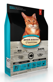 Oven-baked Adult fish for cat Size: 5.44 Kg0
