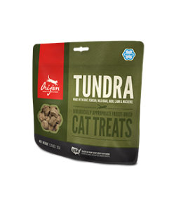 Orijen TUNDRA TREATS For Cats 0