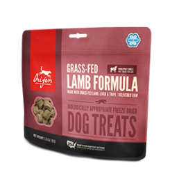 Orijen Treats Grass-Fed Lamb For Dogs Size: 3.25 OZ0