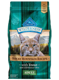 Blue Wilderness Pour Chat Adultes Format : 4 Lbs0