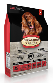 Oven-Baked Tradition Dry Food Lamb All Breed For Dogs Size: 11.34Kg0