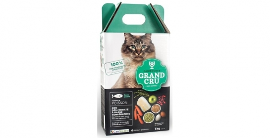 CaniSource Grand Cru Viande  Poisson format: 2lbs0