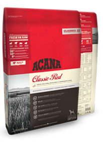 Acana Classic Red Pour Chiens Format: 25 Lbs0