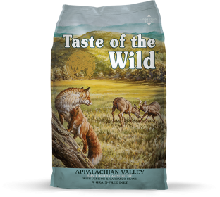 Taste Of The Wild Appalaches Vallée chiens Format: 5lb0