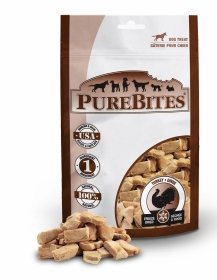 PureBites Treats  Freeze Dried Turkey Breast For Dogs 0