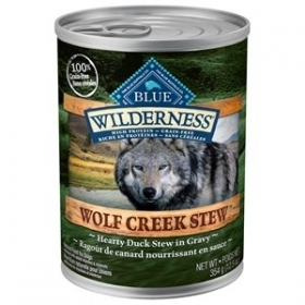Blue Wilderness ''Wolf Creek Stew'' Ragoût de Canard 0