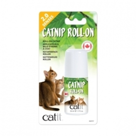 Catit Applicateur à bille d'herbe à Chat Senses2.0 0