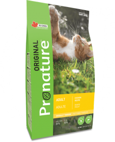 ProNature Originale Pour Chat Adulte Format : 5 Lbs0