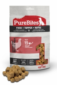 PureBites Chicken Recipe Dog Food - Topper for dogs 0