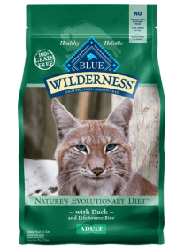 Blue Wilderness Dry food Duck Cat Adult Size: 6.8 Kg0