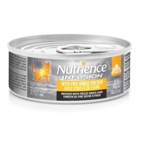 Nutrience Infusion Pâté Poulet  De Ferme Chat 0