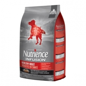 Nutrience Infusion Dry Food Beef Dogs Adult 0
