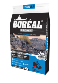 Boreal Proper Ocean Fish Meal Low Carb Grain Size: 2.26kg0