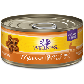 Wellness Complete Health Cats (Minced Chicken Dinner ) 0