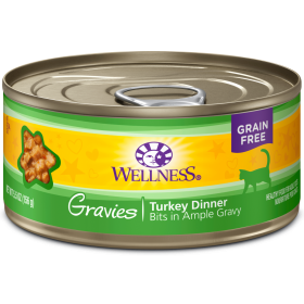 Wellness Complete Health Gravies Turkey Dinner For Cats 0