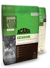 Acana Senior For Dogs Size of bag: 11.4 Kg0