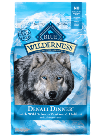 Blue Wilderness Dry food  Dinali Dinner dogs Size: 10 kg0