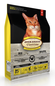 Oven-Baked Adult Cat Chicken Formula Size: 4.54 Kg0