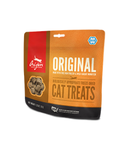 Orijen ORIGINAL TREATS For Cats 0