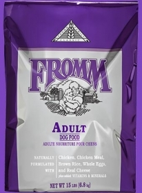 Fromm Recipes Classic For Dog Adult Size: 6.8Kg0