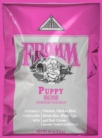 Fromm Classic Recipes For Puppy 0