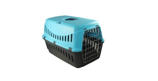 Bergamo Pet Transporter with metal door 0